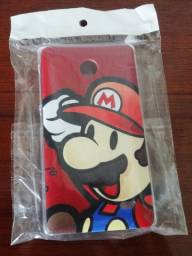 Capinha do Super Mario p/ Nokia X