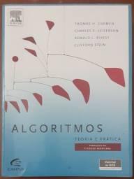 Livro Algoritmos - Teoria e Prática Capa Comum 3ª Edição Aceito Cartão