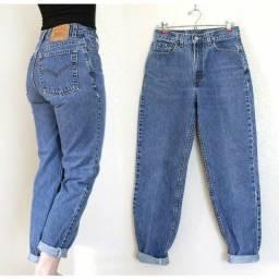 calça jeans vintage Indie fashion