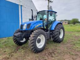 Trator New Holland T6.130