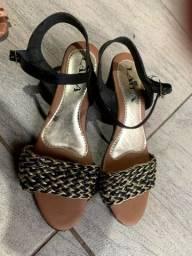 Sandálias valores promocionais R$25 cada