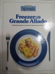 Curso Prático Microondas - Freezer; o grande aliado - Editora Globo