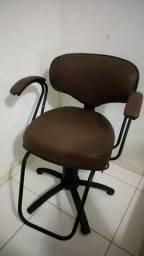 Vendo cadeira de cabeleireiro