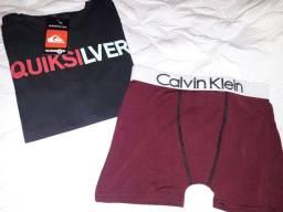 Camisas e cuecas