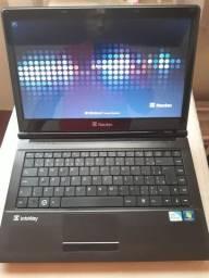 Notebook infoway core i3 4 GB de RAM