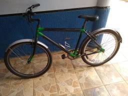 Bicicleta aro 26 quadro de alumínio