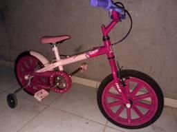 Vendo Essa Bicicleta Caloi Luli Aro 16