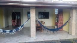 Ótima casa c/ar p/8 pessoas 550mt praia Pereque Mirim Ubatuba