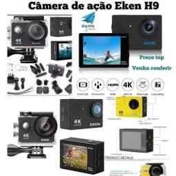 Câmera Eken H9 Original 4K Original Eken