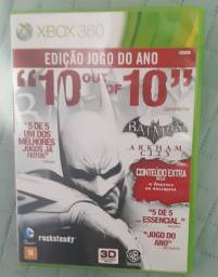 Batman Arkham City X box