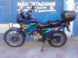 Honda Nx 350 Sahara 1998/1999 Roxa