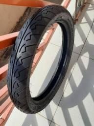 Vendo pneu 90/90-18 para moto semi novo