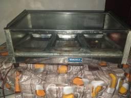 Estufa elétrica, R$250