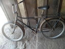 Bicicleta modelo antigo