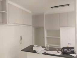 Apartamento com 2 dormitórios para alugar, 45 m² por R$ 1.000/mês - Vila Izabel - Guarulho