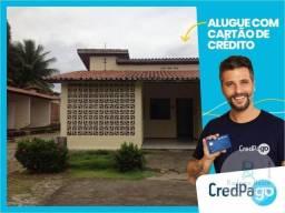Casa com 2 dormitórios para alugar, 52 m² por R$ 480,00/ano - Lagoinha - Eusébio/CE