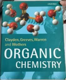 Livro ORGANIC CHEMISTRY