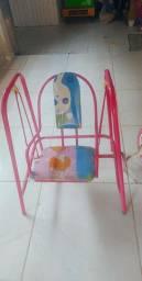 Vendo utensílios infantil