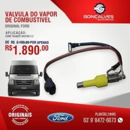 VÁLVULA DO VALOR DE COMBUSTÍVEL ORIGINAL FORD TRANSIT MOTOR 2.2