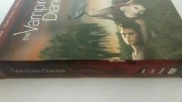 Vampire Diaries 5 Dvds Originais Primeira Temporada Completa