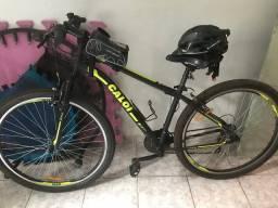 Vendo bicicleta calori Aro 29