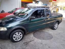 Strada 2002 1.5 8V direção hidraulica R$13.400