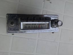 Rádio automotivo antigo Motorola