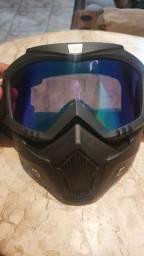 Mascara de Proteção Moto/Paintball