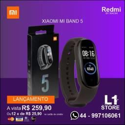 Xiaomi Mi Band 5 Versão Global