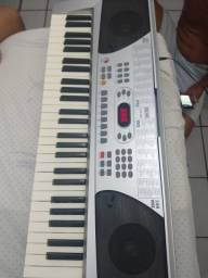 Piano teclado eletronico musical troco