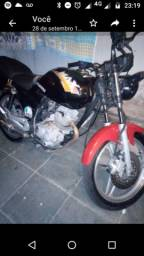 Moto Sundown Max 125. Só 2.500.00