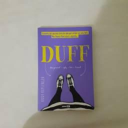 livro do filme Duff