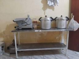 Utensílios cozinha industrial *