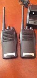 Rádio comunicador baofeng bf777s