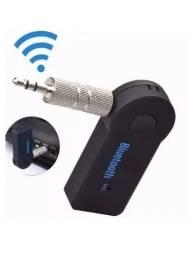 Adaptador Receptor Bluetooth P2 Som carro x 12x R$ 4,99 x Entrega Grátis