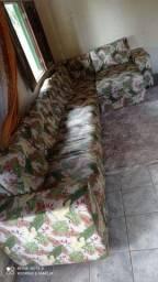 Vendo sofá com 7 lugares grandes