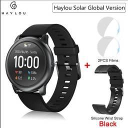 Haylou Solar ls05 relógio inteligente smartwatch  aprova d'água ip68