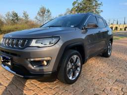 Jeep Compass 2017 Limited Indaiatuba