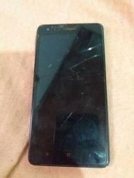 Vendo celular xiaomi estragou para conserto ou retirada de pecas