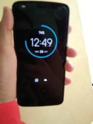Troco Moto Z2play em iPhone 64GB