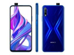 Huawei Honor 9X 128GB Azul Safira Novo+brinde