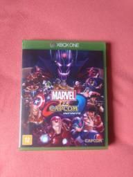 Marvel vs Capcom infinite - troco