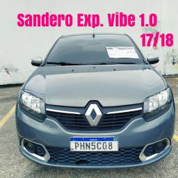Sandero Exp Vibe 1.0  *