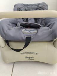 Bebê conforto com base isofix