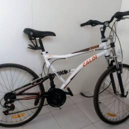 Bike Caloi XRT aro 26 (Semi nova)