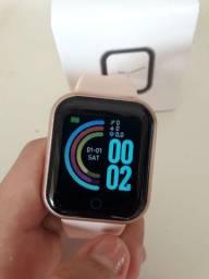 2 Relógios Smartwatch D20