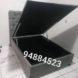 Box baú casal produto de qualidade direto da fábrica.