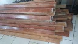 Assoalho madeira de cambará