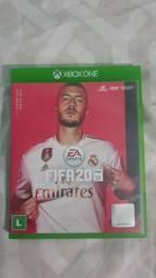 FIFA 20 XBOX ONE/SEMI NOVO