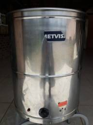 Fritadeira água e óleo Metvisa
